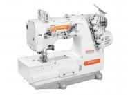 SIRUBA F007 KD - W122-356 - Przemysłowa renderka (kapówka, interlok) profesjonalna maszyna do szycia