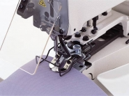 JUKI MB 1800 B - Elektroniczna guzikarka przemysłowa 1-nitkowa