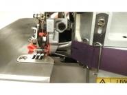 SIRUBA 757L 402M8-50/TA - Owerlok 5 nitkowy do lamowania worka kieszeniowego