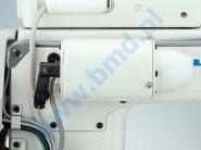 JUKI DLN 5410 N-7 - Stębnówka z transportem igłowym i automatyką