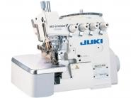 JUKI 6704 DA - Przemysłowy overlock 3-nitkowy pół-suchy (Semi-Dry)