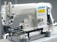 JUKI  DLN 6390-7 - Automatyczna stębnówka do podwijania dołów spodni Jeansowych