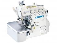 JUKI 6914 J - Owerlok 4-nitkowy z transportem górnym do ciężkiego szycia