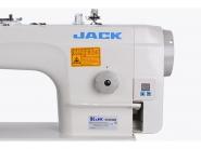 JACK JK 5558 WB - Przemysłowa stębnówka z odkrawaczem