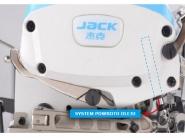 JACK JK E4-4 - Przemysłowy owerlok 4-nitkowy