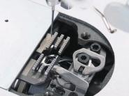 JUKI DLD 5430 N-7 - Stębnówka z transportem różnicowym i automatyką