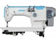 JACK JK 8558G WZ (JK 8558 WD-1) - Stębnówka maszyna łańcuszkowa 2-igłowa