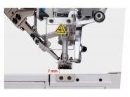 JACK W4 UT - Renderka przemysłowa z automatycznym cięciem nici