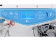 JACK JK K4-UT - Automatyczna renderka cylindryczna z obcinaniem nici i podnoszeniem stopki