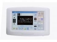 JACK JK T2210 F - Automat szwalniczy do szycia na polu 22x10 cm z klamrą obrotową