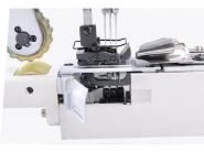JACK JK T9270 - Ramieniówka 2-igłowa maszyna ramieniowa do lekkiego szycia z pullerem