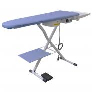 COMEL FLEX S - Stół prasowalniczy COMELFLEX S z nadmuchem bez wytwornicy i żelazka