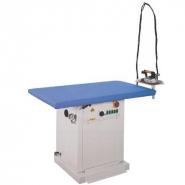 COMEL MP-F 7L - Prostokątny stół do prasowania z wytwornicą z dwoma elektrozaworami