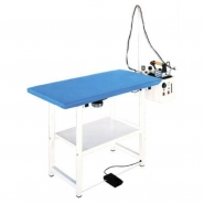 COMEL FUTURA RC 5L - Prostokątny stół do prasowania z wytwornicą 5L