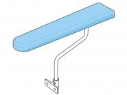 Prasulec rękawowy rękawnik do stołów typu COMEL FUTURA R