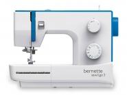 Mechaniczna solidna maszyna do szycia BERNINA AG SG-3 do domowego szycia