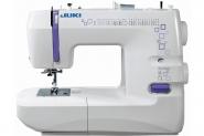 Mechaniczna maszyna do szycia JUKI corp. HZL-355 ZW-B łatwa w obsłudze