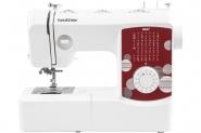 Prosta i solidna wielozadaniowa mechaniczna maszyna do szycia BROTHER Ltd. BN 27