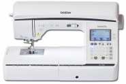Rozszerzony o nowe funkcje model maszyny komputerowej BROTHER Ltd. NV 1300