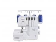 Szybki i łatwy w obsłudze domowy overlock 4-nitkowy  BROTHER Ltd. 2104 D