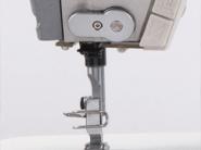 SIRUBA DL 7200 NH1 - Stębnówka z transportem ząbkowo-igłowym do szycia materiałów ciężkich