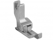 Stopka krawędziowa (kompensacyjna) prawa CR do stębnówki przemysłowej. Rozmiary 0.8 - 10 mm