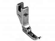 Uniwersalna stopka z wąskimi płozami do maszyn typu stębnówka przemysłowa JUKI, JACK, SIRUBA, etc.