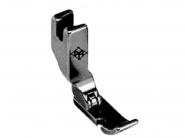 Półstopka Lewa P36L do zamków zwykłych do stębnówki przemysłowej z transportem ząbkowym