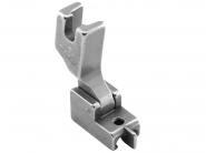 Specjalistyczna szeroka stopka do wszywania błyskawicznych zamków krytych S518 do stębnówki przemysłowej