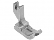 Stopka do stębnówki przemysłowej P69LH do wszywania sznurka (kordonku, wypustki) LEWA. Rozmiary