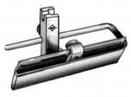 Regulowana stopka A225 (S534) do naszywania szerokiej taśmy do stębnówki przemysłowej