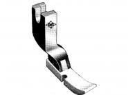 Półstopka teflonowa T36LN krawędziowa LEWA np. do wszywania zamków. Do stębnówki