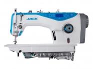 JACK A5-W - Najwyższy model automatycznej stebnówki 1-igłowej z transportem dolnym ząbkowym
