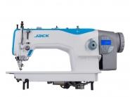 JACK JK H5-CZ-4 - Stębnówka do ciężkiego szycia z kroczącą stopką AUTOMAT
