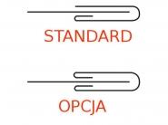 SIRUBA C007KD-W152-356/CZ/UTP/RLQ - Renderka cylindryczna do wszywania elastycznego paska