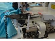 SIRUBA C007K-W542-356/CFC/CL/FH - Renderka cylindryczna do wszywania gumki do prześcieradeł