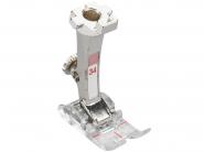 Stopka trzepieniowa do maszyn do szycia BERNINA Professional - #34 Uniwersalna Przeźroczysta ścieg 5.5mm