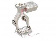 Stopka trzepieniowa do maszyn do szycia BERNINA Professional - #34D Uniwersalna Przeźroczysta ścieg 9mm Dual Feed