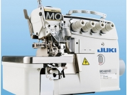 """JUKI 6804D - Przemysłowy overlock 3-nitkowy """"DRY"""" Sucha igielnica"""