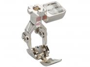 Stopka trzepieniowa do maszyn do szycia BERNINA Professional - #4D do wszywania zamka błyskawicznego DualFeed
